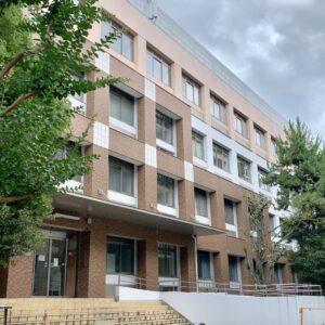 京都大学化学総合館